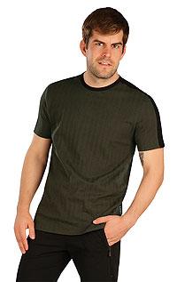 Tričko pánske s krátkym rukávom 7A371630 LITEX