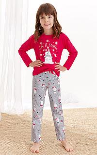 Pyžamo dívčí 7A518999 LITEX