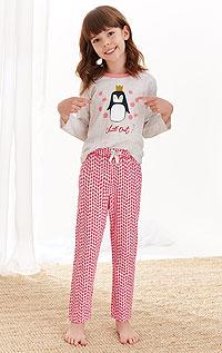 Pyžamo dívčí 7A519999 LITEX