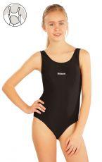 Dívčí jednodílné sportovní plavky 63643 LITEX