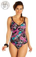 Jednodílné plavky s kosticemi 52312 LITEX