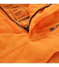 324 - ostře oranžová