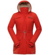 Dámsky zimný kabát EDITE 5 ALPINE PRO