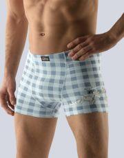 Pánské boxerky s kratší nohavičkou 73070-MBM GINA