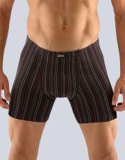 Pánske boxerky s dlhšou nohavičkou 74089-MxCDME GINA