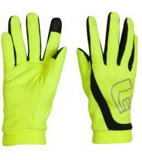 Teplé bežecké rukavice THERMAL NEWLINE