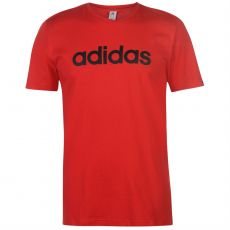 Pánske tričko Linear Logo Adidas