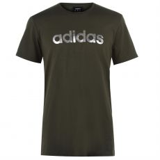 Pánské tričko Linear Foil Adidas
