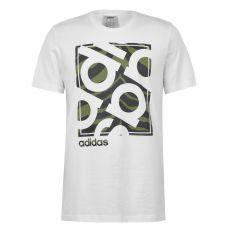 Pánské tričko Camo Box Adidas