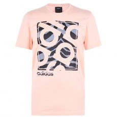 Pánske tričko Camo Box Adidas