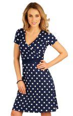 Šaty dámske s krátkym rukávom 5A069888 LITEX