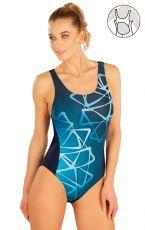 Jednodílné sportovní plavky 63527 LITEX