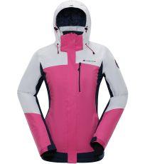 Dámska lyžiarska bunda SARDARA 3 ALPINE PRO
