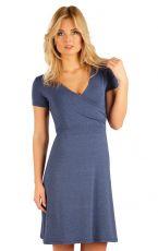 Šaty dámské s krátkým rukávem. 54072511 LITEX