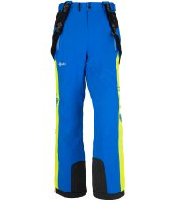 Pánske lyžiarske nohavice TEAM PANTS X-M KILPI