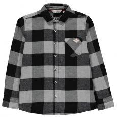 Chlapčenská košeľa Check Lee Cooper