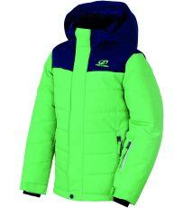 Detska lyžiarska bunda KINAM JR II HANNAH