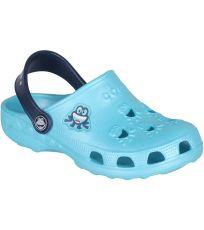 Detské sandály LITTLE FROG COQUI