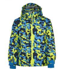 Chlapčenská lyžiarska bunda BENNY-JB KILPI
