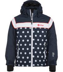 Dievčenské lyžiarska bunda DELIS-JG KILPI