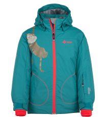 Dievčenské lyžiarska bunda CINDY-JG KILPI
