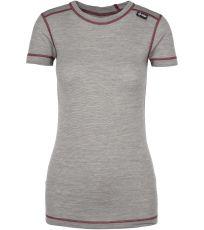Dámské termo tričko - merino MERIN-W KILPI