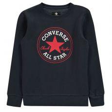 Dětská mikina Chuck Crew Sweatshirt Junior Boys Converse