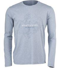 Pánské triko s dlouhým rukávem BLAZE NORTHFINDER
