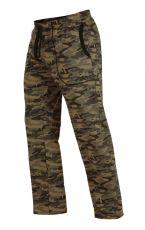Kalhoty pánské dlouhé. 55303999 LITEX