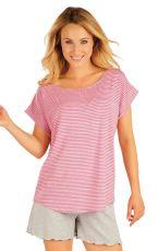 Dámské pyžamo - triko. 55455666 LITEX