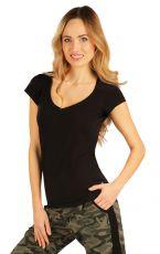 Tričko dámske s krátkym rukávom. 99592901 LITEX