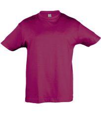 Detské tričko s krátkym rukávom REGENT KIDS SOĽS