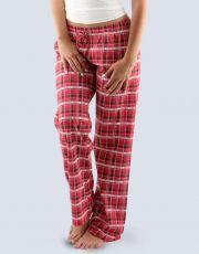 Dámské dlouhé pyžamové kalhoty 19029-DxEmxC GINA