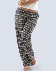 Dámské dlouhé pyžamové kalhoty 19029-LEODCM GINA