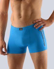 Pánské boxerky s kratší nohavičkou 73072-DBMLxG GINA