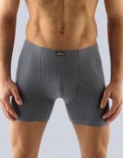 Pánské boxerky s delší nohavičkou 74092-DxGLxG GINA