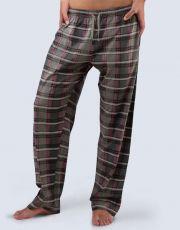 Pánske pyžamové dlhé nohavice 79037-MxGMFH GINA