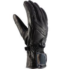 Zimní kožené rukavice Brixen Viking