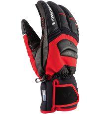 Zimní kožené rukavice Kaprun Viking