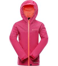 Detská outdoorová bunda SLOCANO 4 ALPINE PRO