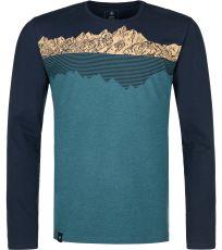 Pánske tričko dlhý rukáv DRUMON-M KILPI