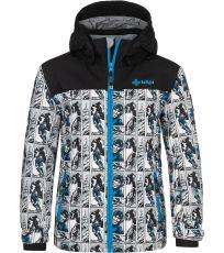 Chlapčenská lyžiarska bunda ATENI-JB KILPI