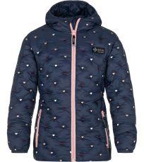 Dívčí zimní kabátek DAMIA-JG KILPI