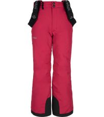 Dievčenske lyžiarské nohavice ELARE-JG KILPI