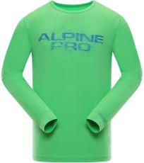 Pánske tričko s dlhým rukávom VALD ALPINE PRO