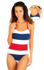 Jednodielne športové plavky. 57305 LITEX