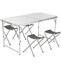 Kemp set stôl a stoličky HAWAII FOLDABLE CAMPING SET LOAP