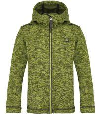 Detský sveter s kapucňou GITAN LOAP