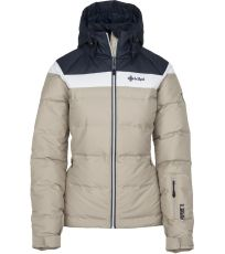 Dámska páperová bunda - väčšej veľkosti SYNTHIA-W KILPI