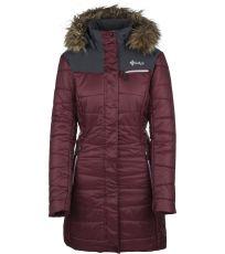 Dámský zimní kabát - větší velikosti BAARA-W KILPI